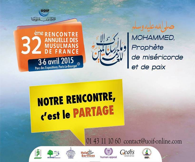 Rencontre musulman france bourget