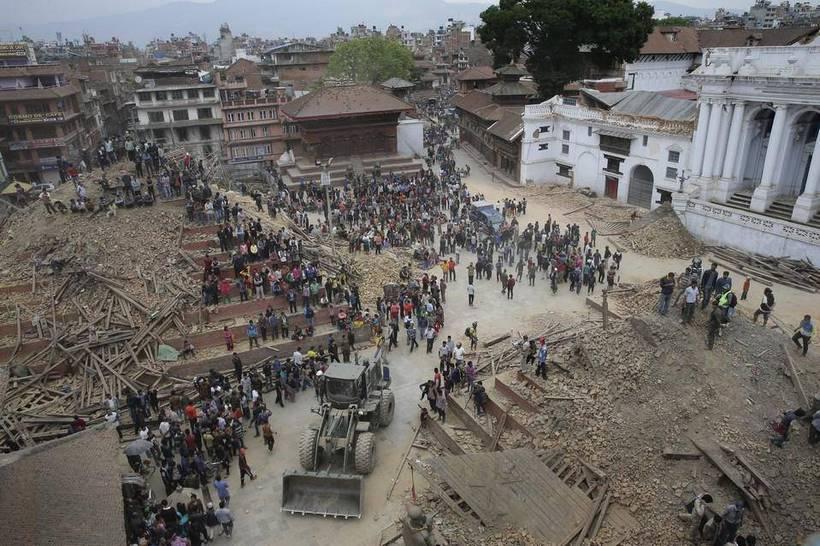 Séisme au Népal : les pays musulmans réponden...