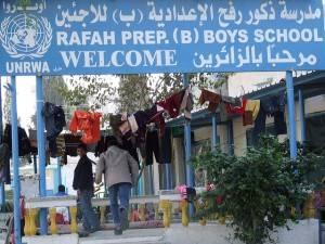 école gaza