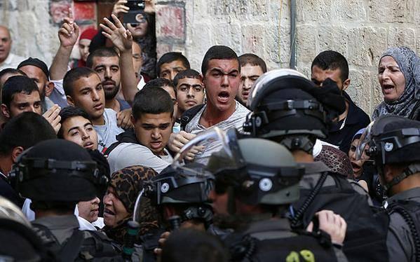 violences Al Aqsa