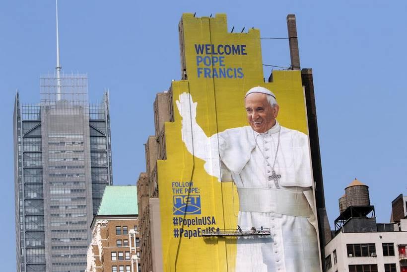 Le pape prie pour les musulmans touchés par la bousculade à Mina