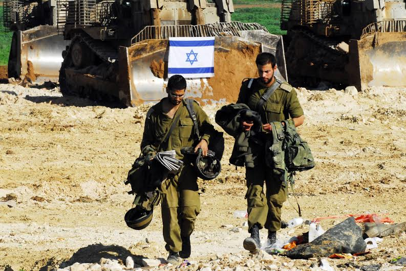 soldatsisraéliens