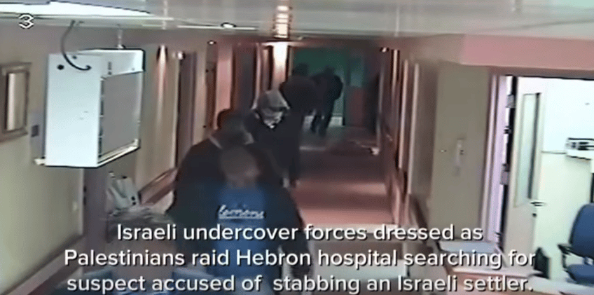 Cisjordanie : vidéo choc de colons israéliens