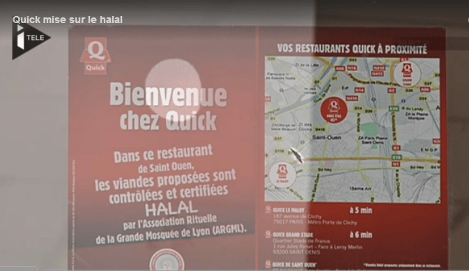 Rachat de Quick par Burger King : 40 restaurants Quick restants estampillés 100% halal