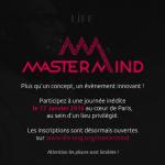 Le 17 janvier le «Mastermind» LIFE à Paris, serez vous de la partie?
