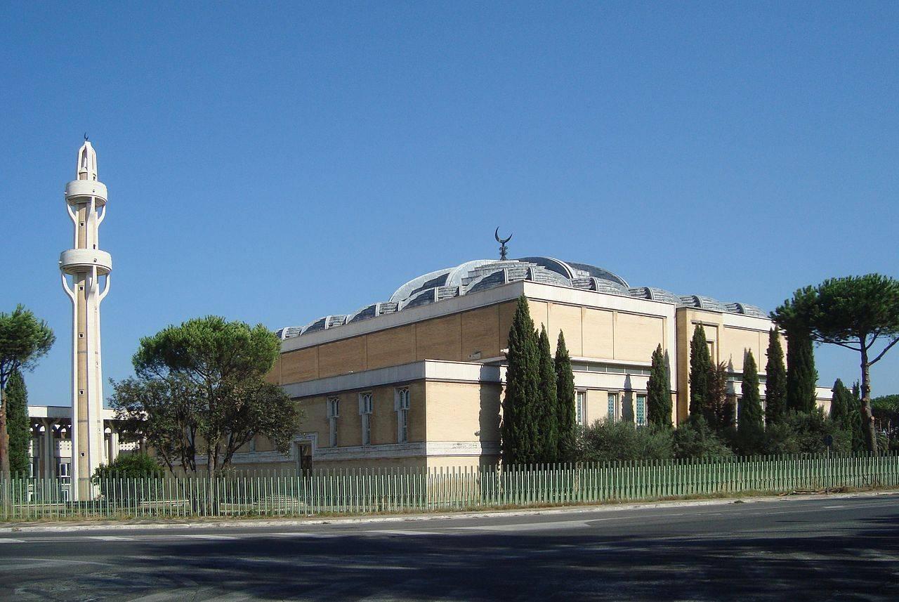 mosquée rome