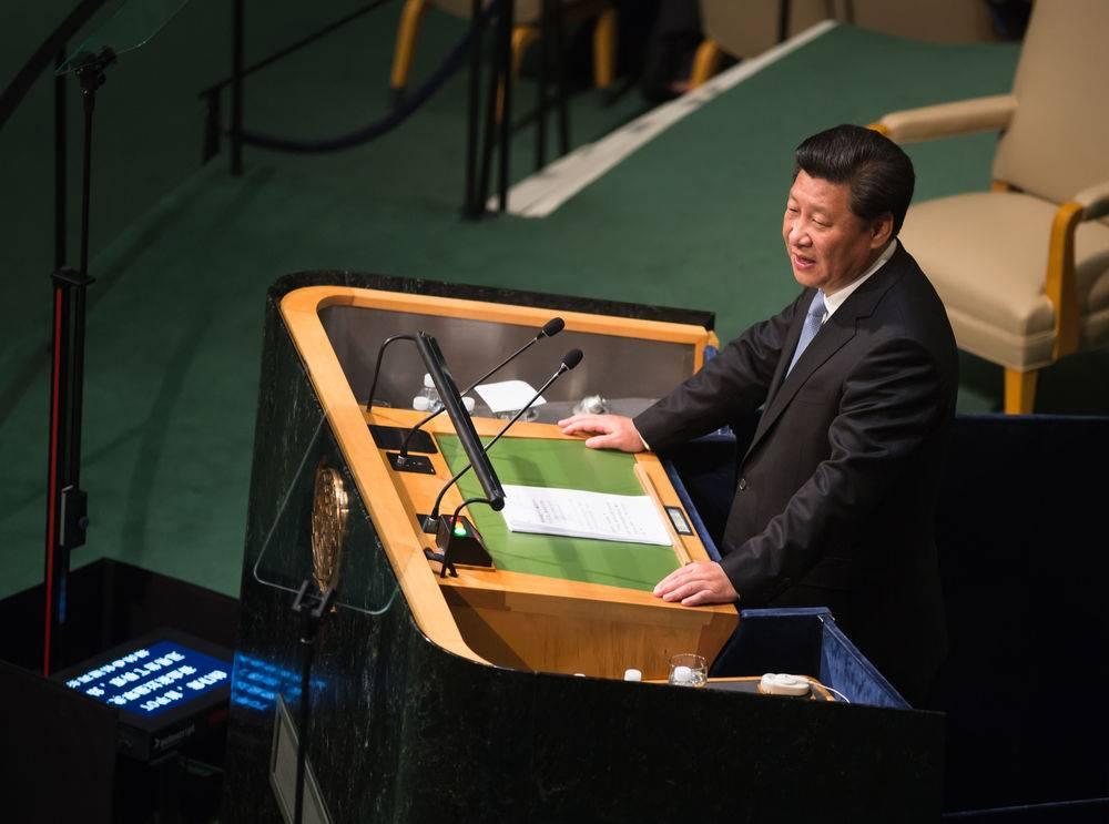 président chinois