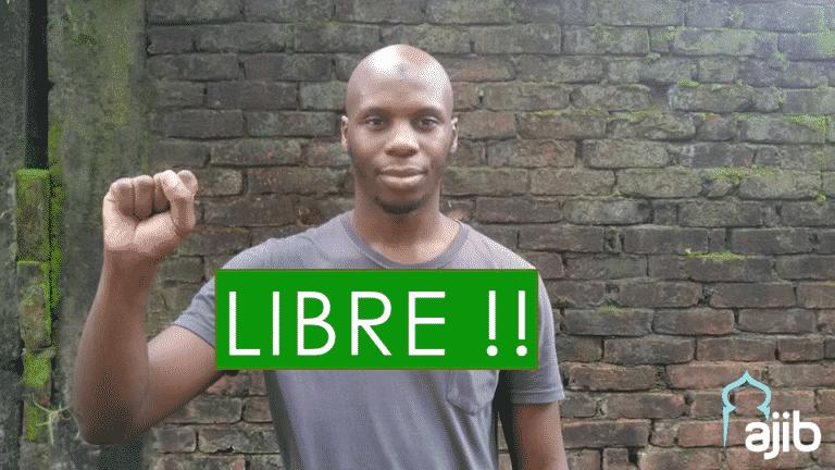 Moussa Ibn Yacoub libre !