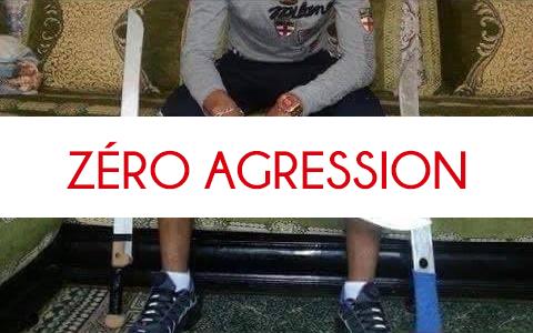 zéro agression maroc