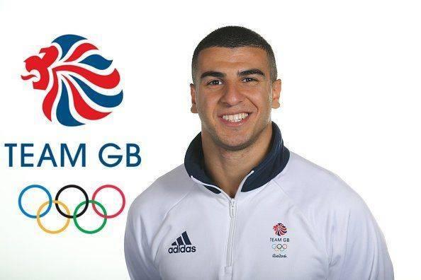 Team GB Adam Gemili