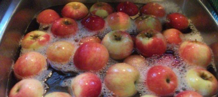 Comment enlever les pesticides des fruits et légumes ?