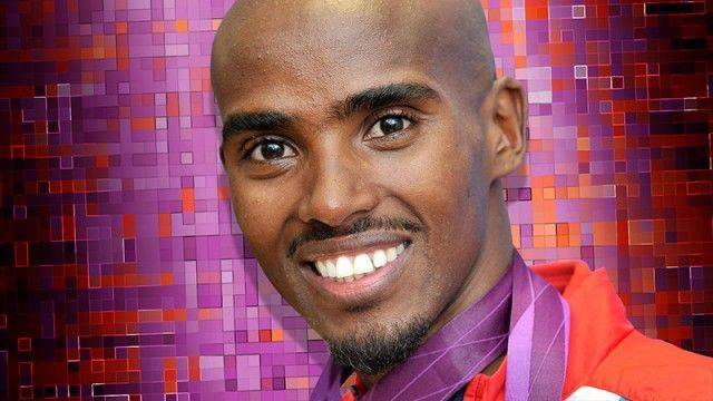 Mo Farah musulman et champion olympique