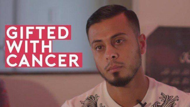VIDÉO : le cancer, un cadeau d'Allah pour lui...