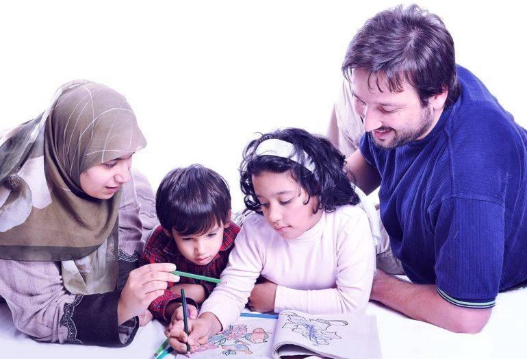 Les clés de l'éducation : le temps passé avec nos enfants...