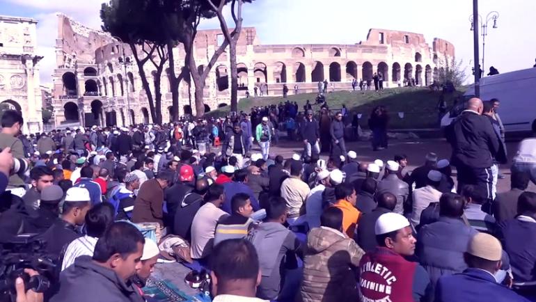L'Islam, la seconde religion en Italie...