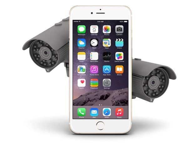 materiel espionnage pour telephone portable