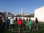 Les amputés palestiniens défient leur handicap et jouent au football