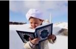 Bulgarie : Un petit enfant qui lit le Coran