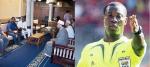 Coffi Codjia, arbitre de football béninois, s'est converti à l'Islam