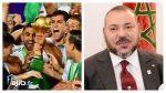 le Roi Mohammed VI félicite l'Algérie