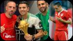 CAN2019 : Bilal Ribéry célèbre le sacre des «verts»