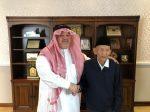 """Le Roi Salman """"réalise un rêve"""" et offre  le Hajj à un vieil indonésien"""