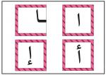 Apprendre l'arabe : La lettre Alif