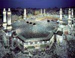 La Mosquée Sacrée (Masjid Al Haram) à La Mecque
