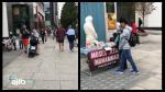 Vidéo : Des musulmans en pleine da'wa dans les rues de Londres
