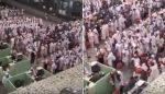 Vidéo : Les pèlerins indonésiens débarquent à l'aéroport de Djeddah