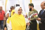 Hajj 2019 : Arrivée de 588.509 pèlerins à Al-Madinah Al-Mounawwarah
