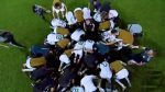 Splendide attitude d'après match des joueurs algériens après leur victoire
