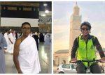Après avoir traversé 12 pays et 8 000 kilomètres, un cycliste marocain a rejoint la Mecque en vélo pour effectuer le Hajj