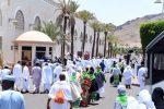 Hajj 1440 : Les derniers pèlerins ont quitté  la Madinah en direction de Mina