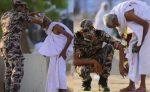 PHOTOS : hommage aux multiples services d'ordre de sécurité et d'hygiène