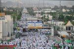 Le mont Arafat en ébullition avec plus de 2 millions de pèlerins