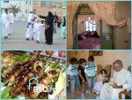 L'Aïd al-Adha, Une bonne occasion de rendre visite aux proches et d'échanger des cadeaux