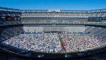 Pour la première fois la prière de l'Aid Al-Adha à MetLife Stadium de New Jersey
