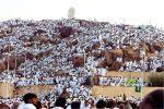 Hajj 2019 : Les pèlerins affluent au Mont Arafat