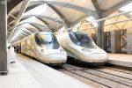 Le train à grande vitesse «Al-Haramain»… un déplacement rapide, confortable et sûr pour les invités d'Allah
