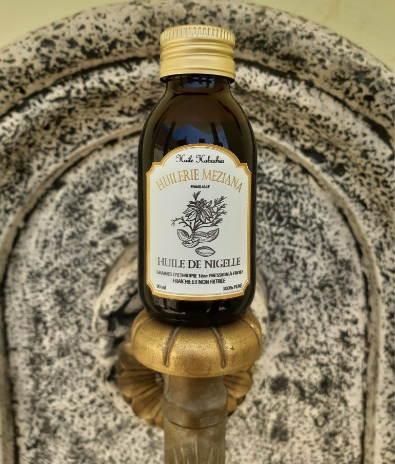 huile de nigelle