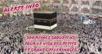 ALERTE INFO 300 riyals saoudiens pour le visa des petits et grands pèlerinages en Arabie Saoudite