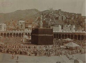 Le Hajj qui lui couta presque la vie